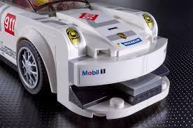 Porsche 911 Hybrid - lego speed champions series to feature cars from ferrari porsche
