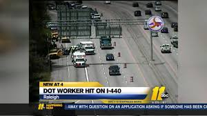 2 dot workers with serious injuries after being hit on i 440
