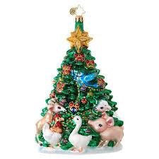 christopher radko ornaments tree ornaments