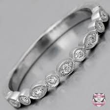 deco wedding band fay cullen archives wedding bands deco diamond wedding band