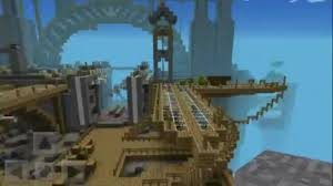 City Maps For Minecraft Pe Minecraft Pocket Edition Vorpal City Map Review Video Dailymotion