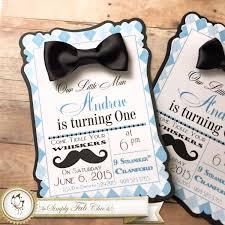 bow tie and mustache baby shower little man mustache bow tie set of 10 custom handmade
