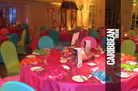 caribbean decorations interior design caribbean themed party decorations artistic