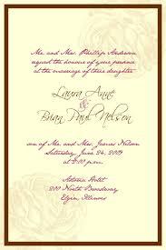 wedding reception wording sles formal wedding invitation wording sles style by modernstork