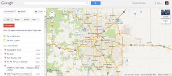 Loveland Colorado Map by Google Classic Map Archives Moxy Marketing Digital Seo Lead