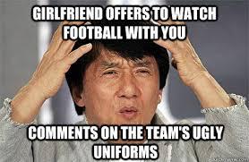 Football Season Meme - football season girlfriend meme season best of the funny meme