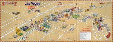 Las Vegas Strip Map Re Max D A Ch In Las Vegas