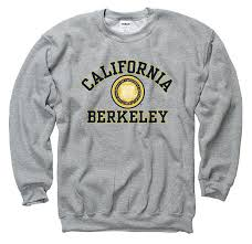 berkeley sweater of california berkeley 3 color seal mens crew