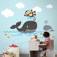 Kids Wall Décor Ideas In Decors - Kids room wall decoration