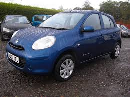 nissan micra 2013 used nissan micra hatchback 1 2 12v 30th anniversary 5dr in kelty