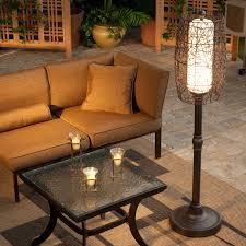 Outdoor Lighting Patio Bristol Outdoor Patio Floor L Hayneedle