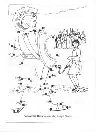 david and goliath free coloring pages on art coloring pages