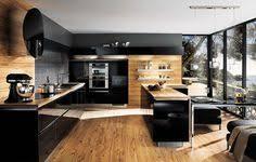 cuisine chaleureuse contemporaine cuisine chaleureuse et contemporaine en chêne clair et plan de
