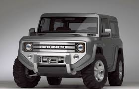 ford bronco the ford bronco is coming back in 2018 and will be made in