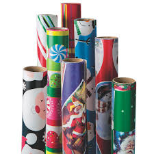 gift wrap cart buy best value 4 roll assorted christmas gift wrap at s s worldwide