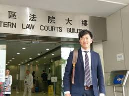 Flag Desecration Law Cheng Chung Tai Denies Flag Desecration Rthk
