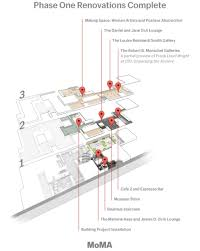 Bauhaus Floor Plan New York Moma Unveils General Expansion Plan By Ds R