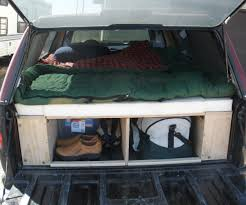 nissan frontier camper shell convert your truck into a camper 6 steps with pictures