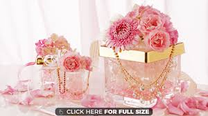 wedding flower decorations wallpaper