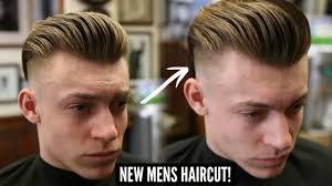 mens bald fade pompadour hairstyle 2017 mens haircut tutorial