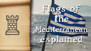 Maltese Flag Meaning Flags Of The Mediterranean Explained Youtube