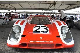 porsche 917 film friday porsche 917 u2013 infinite garage