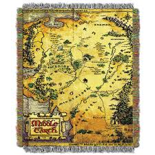 a map of middle earth map of middleearth travel maps and major tourist attractions maps