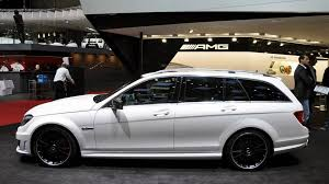 mercedes c63 wagon 2012 mercedes c63 amg estate 2011 geneva auto