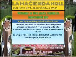 party rentals bakersfield best party rentals in bakersfield by fineweddingsofbakersfield issuu