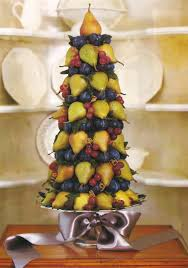 Design Dump Using Fruit In Holiday Displays