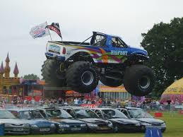 monster truck bigfoot video 10 powerful monster trucks only real men can handle