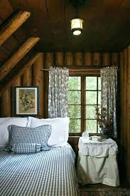Curtains For A Cabin Cabin Curtains Classic Log Cabin In Photos Log Cabin Curtains