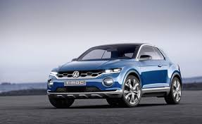 volkswagen suv 2016 vw t roc compact suv bound for us possibly tiny t cross