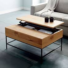 Industrial Accent Table Modern Accent Tables West Elm