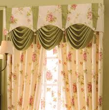 darkening curtains country pink floral jacquard no valance