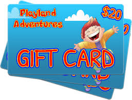 gift cards for kids gift cards bounce play and more brewer maine playland
