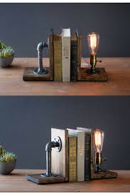 best 25 rustic bookends ideas on pinterest bookends diy pipe