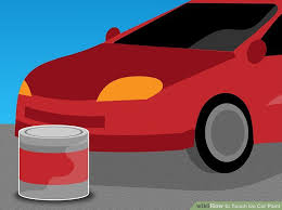 how to touch up car paint 8 steps with pictures wikihow