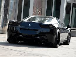 ferrari 458 italia wallpaper black ferrari 458 italia wallpaper hd desktop wallpaper