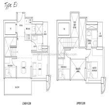 Singapore Floor Plan Spottiswoode Suites
