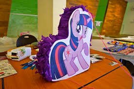 my pony pinata k s 7th my pony birthday fortherecord