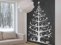 21 beautiful faux diy trees to brighten the season