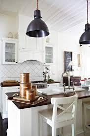 Black Kitchen Island Lighting Black Industrial Pendants Design Ideas