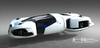 real futuristic cars the 2084 chrysler hover car