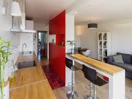 amenager petit salon avec cuisine ouverte cuisine ouverte sur petit enchanteur salon avec cuisine ouverte