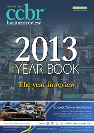 Draft Central Coast Regional Transport Strategy Central Coast Business Review 2013 Year Book By Central Coast