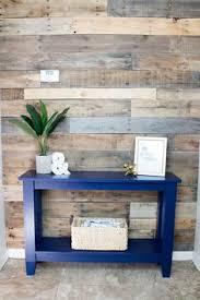 diy pottery barn console table console tables consoles and pottery