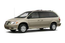 2005 dodge grand caravan new car test drive