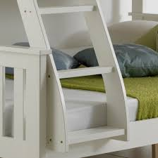 Betternowmcouk Atlantis Solid Pine Wooden TRIPLE SLEEPER BUNK - Triple bunk beds with mattress