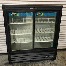 glass door refrigerator for sale used commercial refrigerator ebay